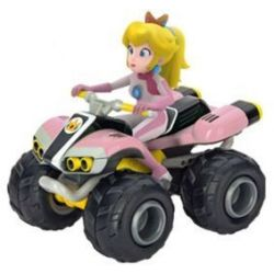 Super Mario Quad RC Kart 8 Princess Peach
