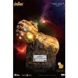 Avengers Infinity War Master Craft Statue 1/1.5 Infinity Gauntlet