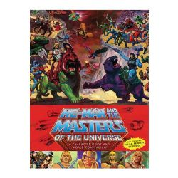 He-Man and the Masters of the Universe Book