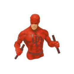 Marvel Comics Bust Bank Daredevil Red