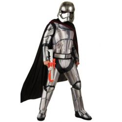 Star Wars Episode 7 Costume Deluxe Captain Phasma (L)