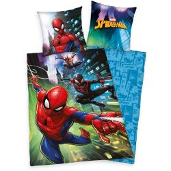 Decoration Bedroom bed quilt Spider man