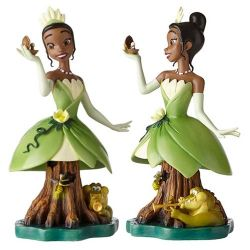 Disney Grand Jester Princess and the Frog Tiana Louis and Ray
