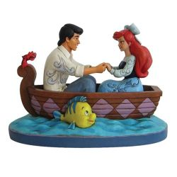Disney Traditions The Little Mermaid Ariel and Eric Statue