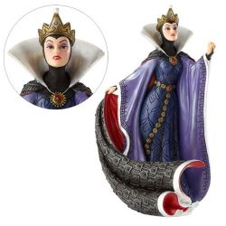 Disney Snow white Evil Queen collectable statue
