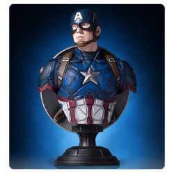 Captain America Civil War Bust