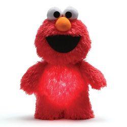 Sesame Street Elmo Glow Pal 9-Inch Plush