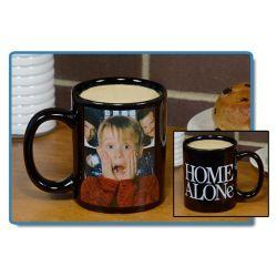 Home Alone Mug Black