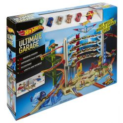 Ultimate Garage Hot Wheels