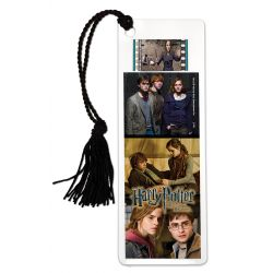 Harry Potter and the Deathly Hallows Filmcells Bookmark