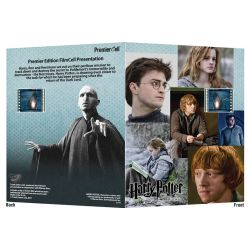 Harry Potter and the Deathly Hallows Moviecard Presentation