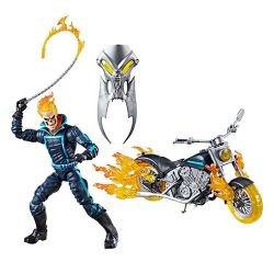 Marvel Legends Series Ghost Rider with Flame Cycle