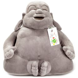 Plush Toy Buddha