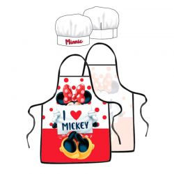 Disney Minnie kitchen apron