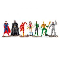 DC Comics Justice League figures Schleich