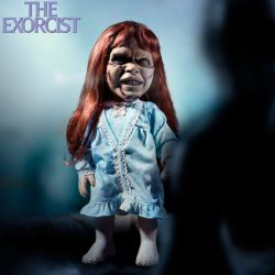 The Exorcist Regan Macneil figure with sound