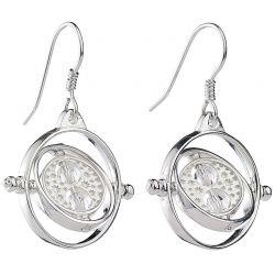 Time Turner swarovski earrings