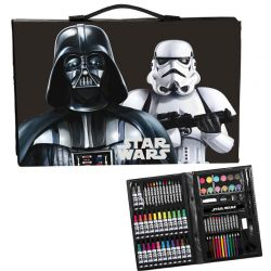 Briefcase 87 pieces Star Wars Flash