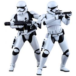 First Order Stormtroopers Set Sixth Scale Star Wars Episode VII
