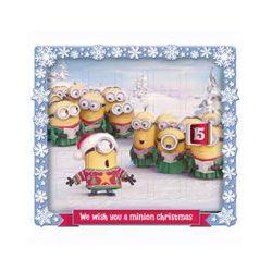 Despicable Me 9 1/2-Inch Advent Calendar