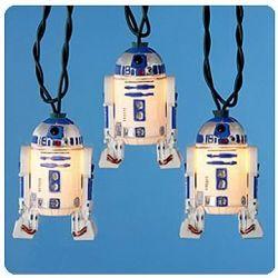 Star Wars Plastic R2-D2 Full Figure Light Set