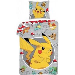 Pokemon Quilt Pikachu