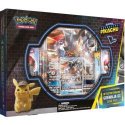 Pokemon GX box: Detective Pikachu - Greninja