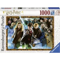 Harry Potter Ravensburger Puzzle Sorcerer's Apprentice 1000 pcs