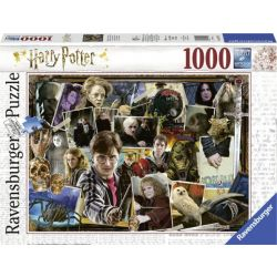 Harry Potter Ravensburger Puzzle Voldemort 1000 pcs