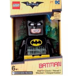Lego Alarm clock Comics Batman