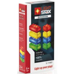 Light Stax mix 24 pieces multicolor expansion