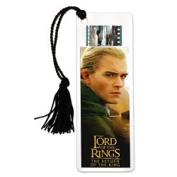 The Lord of the Rings: Return of the King Legolas Filmcells Bookmark