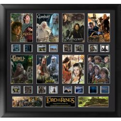 The Lord of the Rings Filmcells Character Frame
