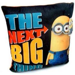Minions Pillow big: 40x40 cm