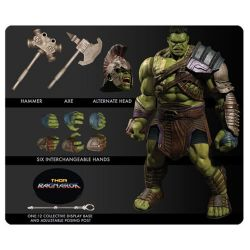 Thor Ragnarok Gladiator Hulk Collective Action Figure