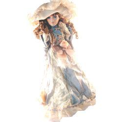 Porcelein Victorian Doll