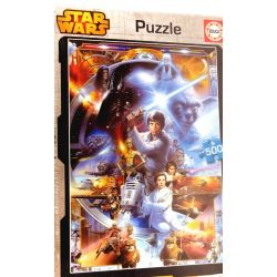 Star Wars Puzzle  500 pcs