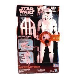 Star Wars Episode 7 interactive Force Tech Storm Trooper figure