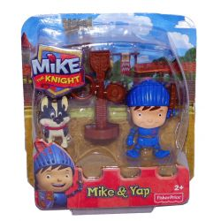 Mike the Knight and Yap figure