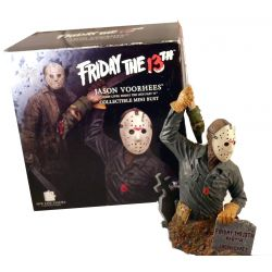 Friday The 13th Jason Voorhees Mini Bust