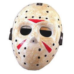 Friday The 13th Lifesize Replica  Jason Voorhees Mask