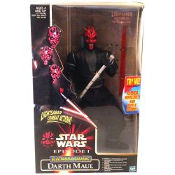 Hasbro Star Wars Darth Maul Talking Figure