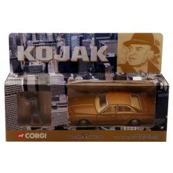 Kojak Buick with figurine