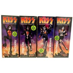 Kiss Figures Model Kit
