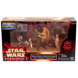 Hasbro Star Wars Episode 1 Mos Espa Encounter