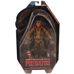 Predator Schwarzenegger Jungle Figure