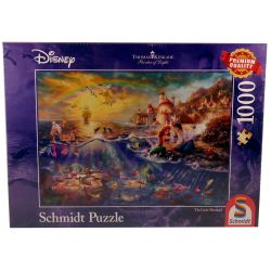 Little Mermaid Puzzle Kinkade 1000 pcs