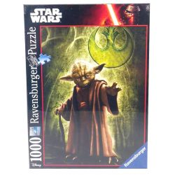 Star wars Puzzle Yoda 1000 pcs