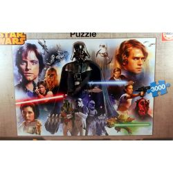 Star Wars Puzzle 3000 pcs