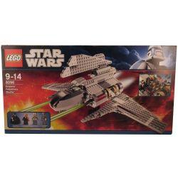 Lego Star Wars Emperor Palpatine's Shuttle 8096